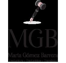 MARTA GÓMEZ BARRERA